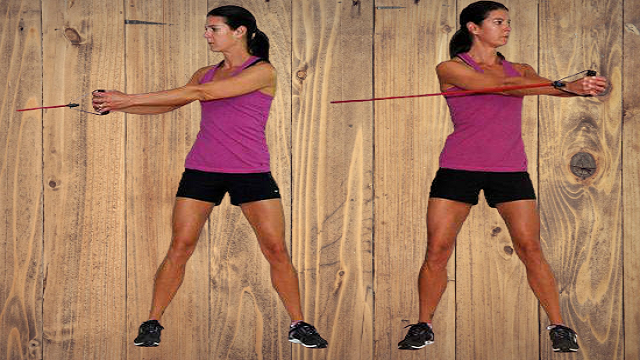 STANDING CABLE CARRY