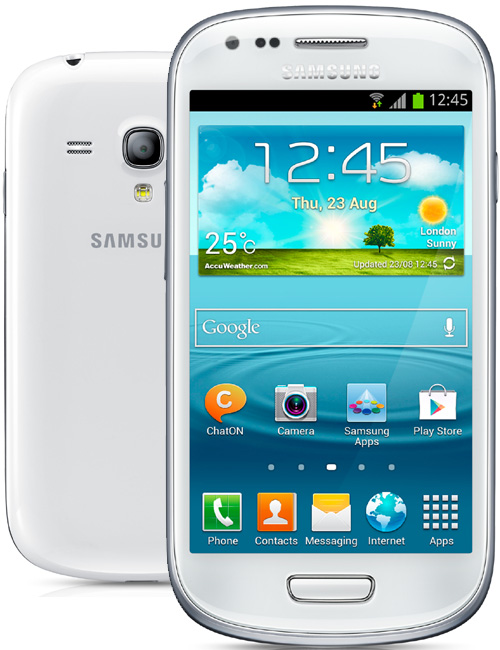 Samsung I8190 Galaxy S3 mini pictures