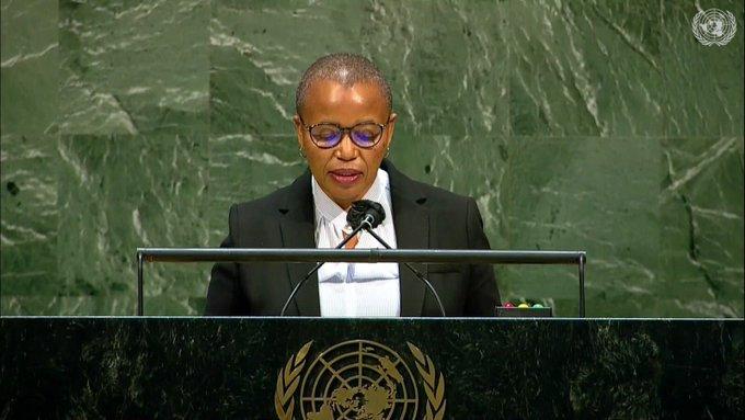 """Sudáfrica: """"Cualquier reconocimiento de la supuesta soberanía de Marruecos sobre el Sáhara Occidental es un reconocimiento de la ocupación ilegal y una flagrante violación del derecho internacional""""."""