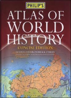 Atlas of World History By John Haywood PDF Books