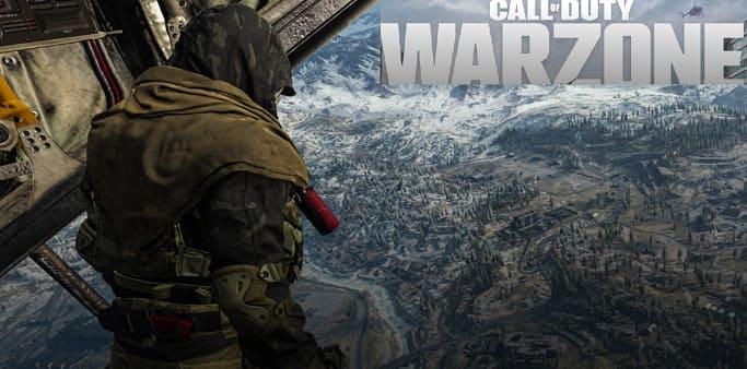 نتيجة بحث الصور عن لعبة call of duty warzone للكمبيوتر ويندوز 7