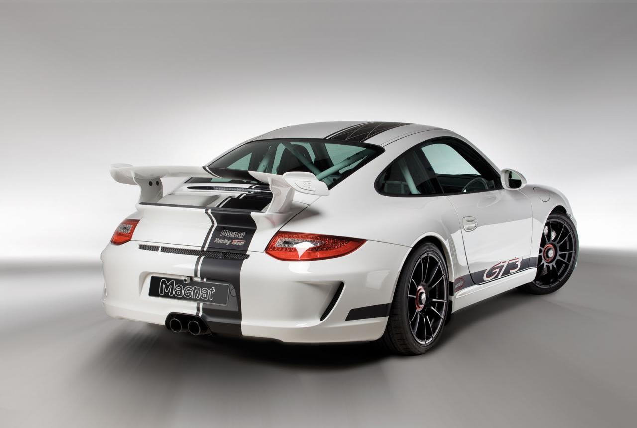 Porsche 911 GT3 Snowmobile by Magnat ~ Car Tuning Styling