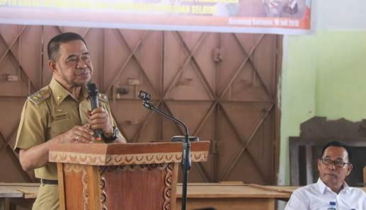 Wakil Bupati Buka Pelatihan, Berbasis Kompetensi