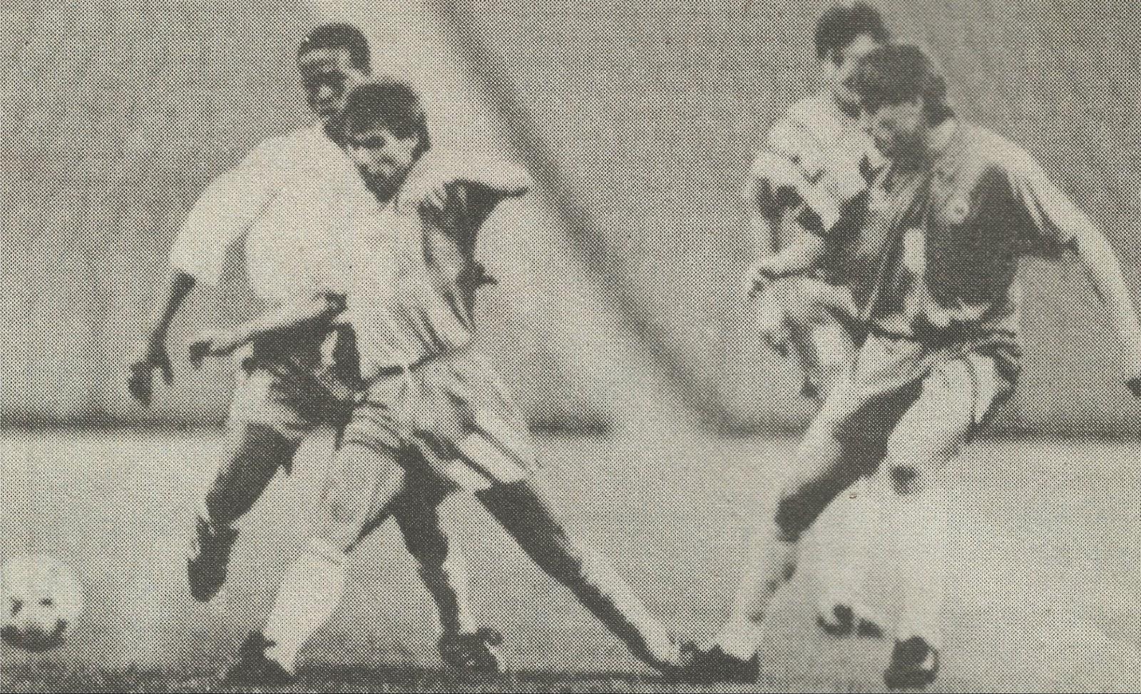 Arabia Saudita y Chile en partido amistoso, 26 de marzo de 1994