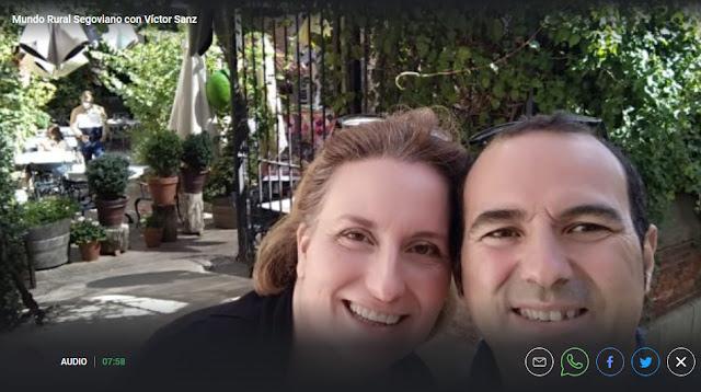 Marisol Cuesta y Fernando Delgado