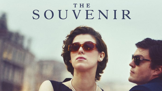 The Souvenir (2019) BRRip 1080p Latino-Ingles
