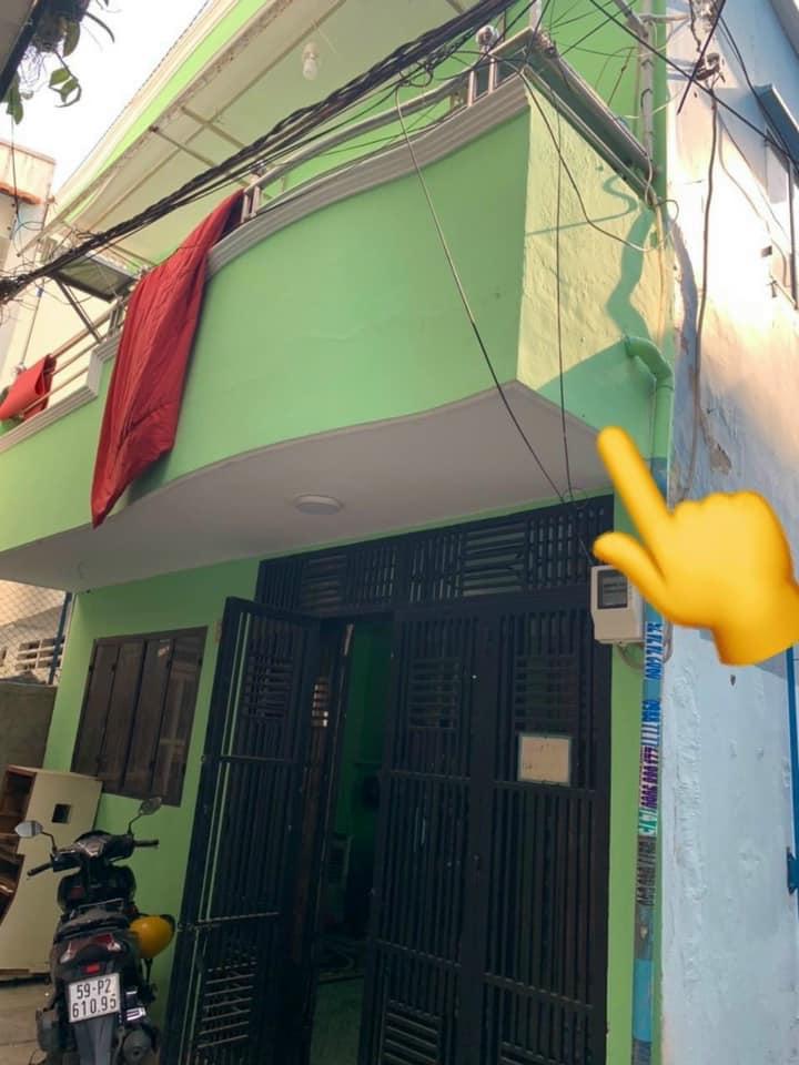 Bán nhà 1 lầu Tạ Quang Bửu Quận 8, sổ hồng riêng, cách Mặt tiền 20m