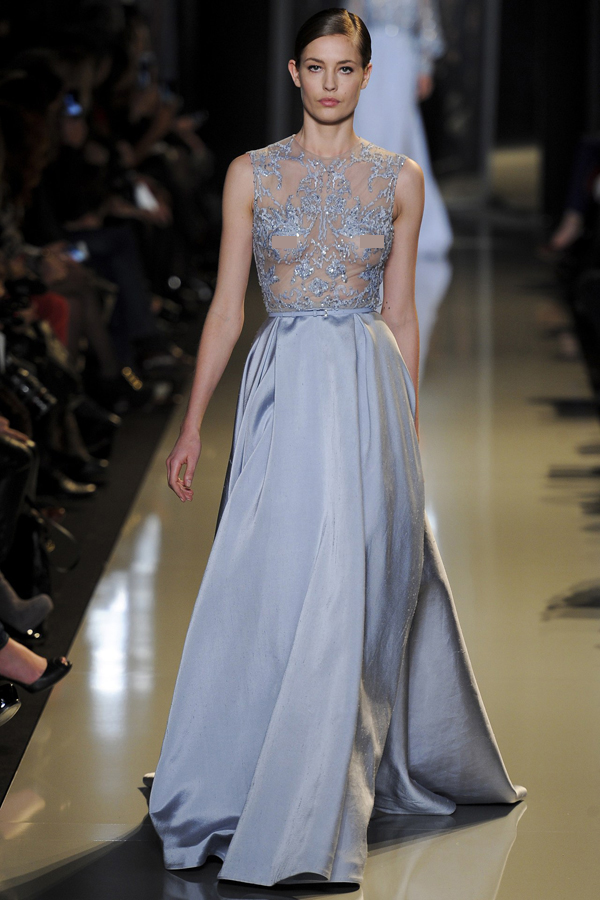 Passion For Luxury Elie Saab Haute Couture Spring 2013