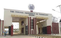 FUTA Postgraduate Application Form For All Courses And Requirement  2016/2017 Session Is Out