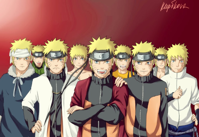 Serial Anime Naruto