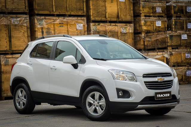 Chevrolet lança Tracker LT, versão mais acessível