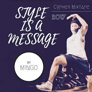 DJ Mingo - Style Is A Message (2017)