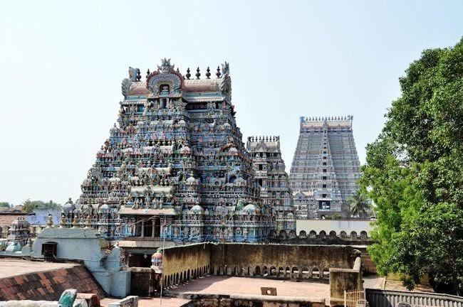 Thiruvanaikaval Temple