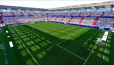 PES 2020 Stadium Stade Michel d'Ornano