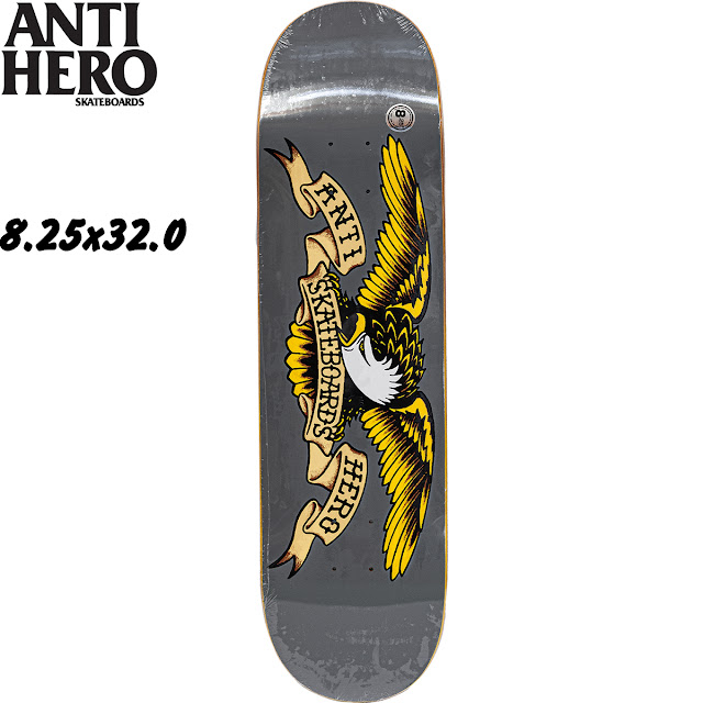 ANTI HERO CLASSIC EAGLE 8.25