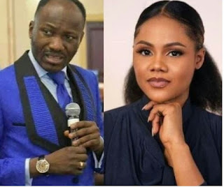 Rape Allegation: Apostle Suleiman Shade Busola Dakolo While Offering Help To Twitter User