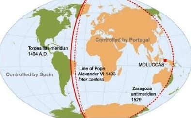 Tujuan perjanjian tordesillas portugis dan spanyol