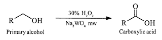 Oxidation-of-primary-alcohols-microwave-assisted-reaction