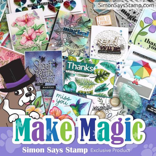 Simon's Make Magic Release!