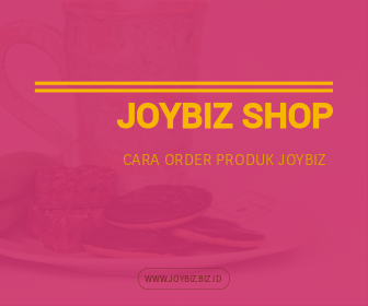 Panduan Belanja Cara Beli Produk Joybiz