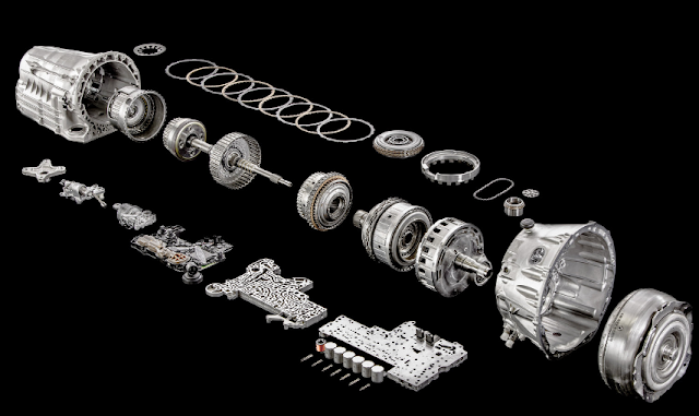 Mercedes-Benz to Debut New Nine-Speed Automatic Transmission Performance