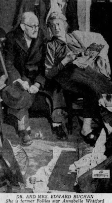 Annabelle Moore Edward Buchan 1957