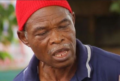 Nollywood Actor, Elder Ifeanyi Ikenga Gbulie is dead