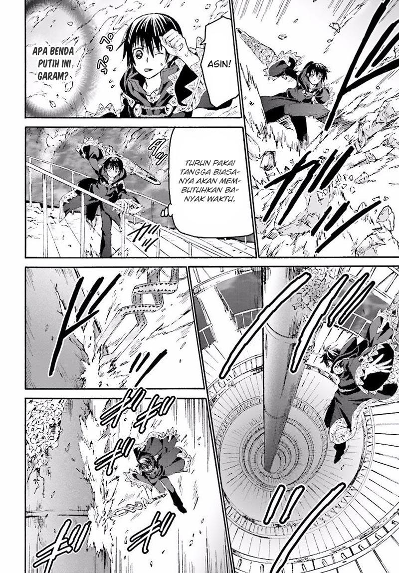 Baca Manga Death March kara Hajimaru Isekai Kyousoukyoku Chapter 25 Bahasa Indonesia
