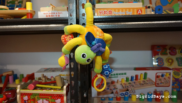 Babyrun baby needs store Bacolod - Lamaze educational toys