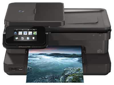 HP Photosmart 7520 Printer Driver Download
