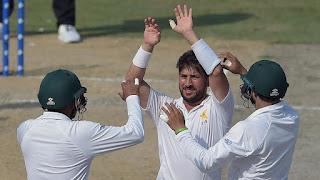 Yasir Shah 8-14 - Pakistan vs New Zealand 2nd Test 2018 Highlights
