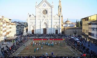 Partido de Calcio Florentino