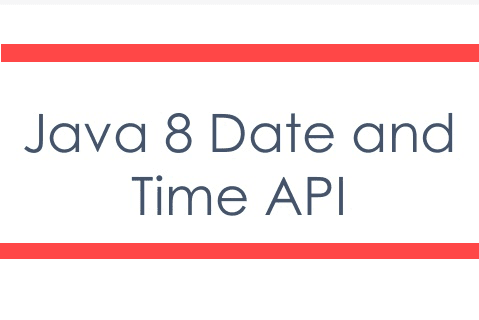 New Date & Time API in Java 8 Example - StudywithDemo