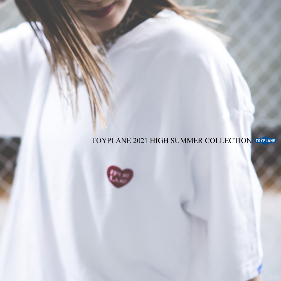 TOYPLANE 2021 HIGH SUMMER COLLECTION