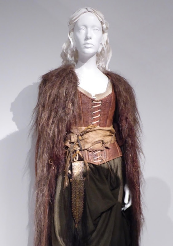 Lady Gaga AHS Roanoke Scathach costume