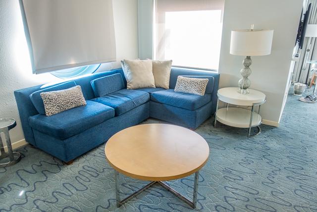 Walt Disney World Swan Hotel Room