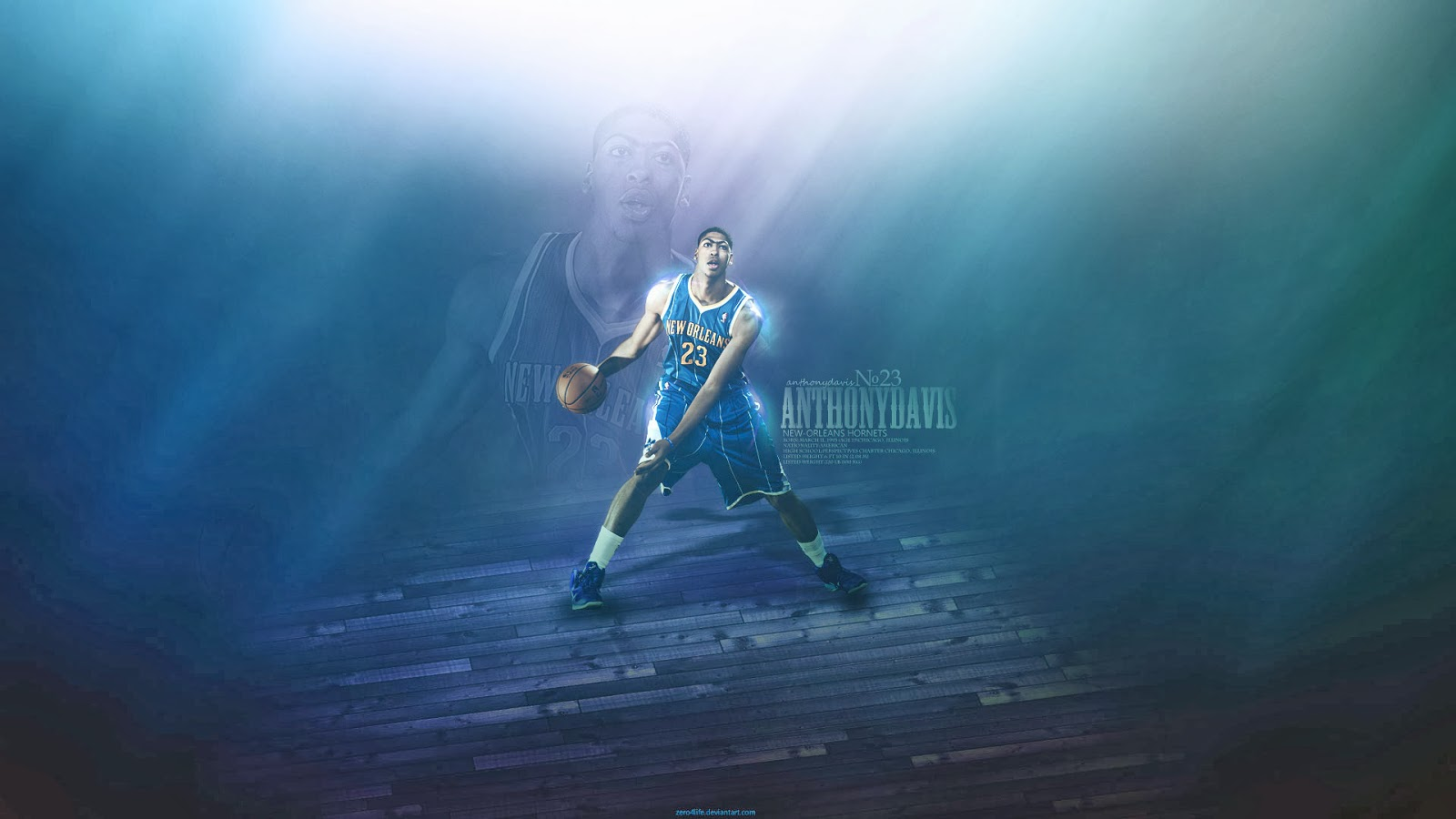 Anthony Davis New Wallpaper 2014 Its All About Basketball