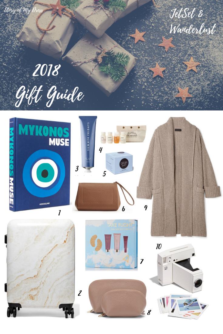 Gift Guide: JetSet & Wanderlust