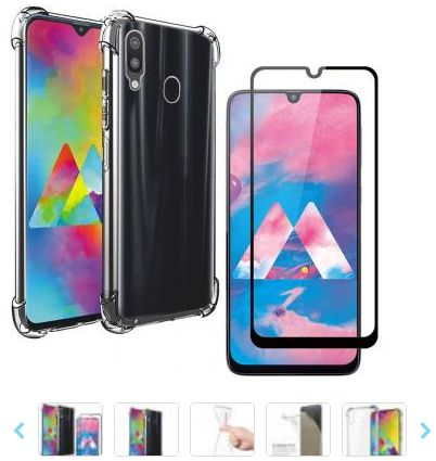 Capa Anti Impacto Samsung Galaxy M30