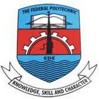 Fed Poly Ede ND Full-time Admission List 2017/2018 Announced