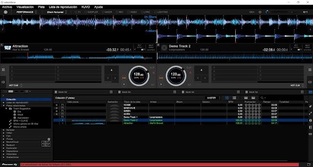 Pioneer DJ rekordbox Premium Full imagenes