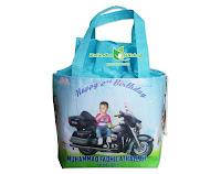 tas ultah anak, tas ultah murah, tas souvenir ultah, tas ultah nasi box, tas ultah nasi kotak
