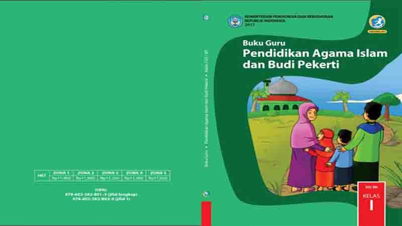 Buku Guru Kelas 1 Pendidikan Agama Islam Dan Budi Pekerti K13 Revisi 2017 Rpp Guru Sd