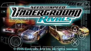 NEED FOR SPEED UNDERGROUND RIVALS CSO PPSSPP FOR ANDROID