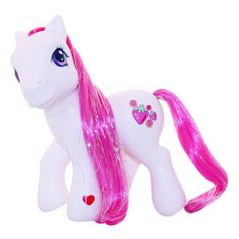 My Little Pony Strawberry Swirl Glitter Celebration Wave 2 G3 Pony