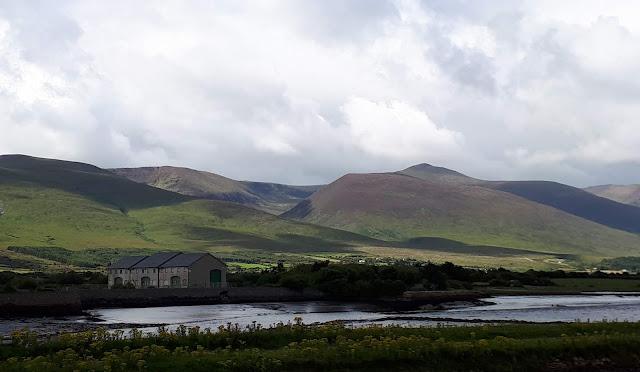 Tralee, vuoret, Irlanti
