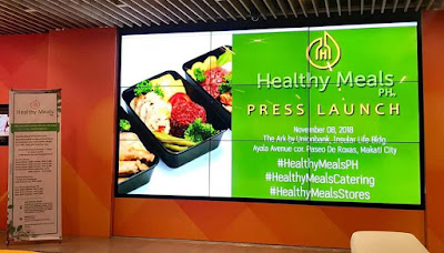 Eat right & live right with HealthyMealsPH!
