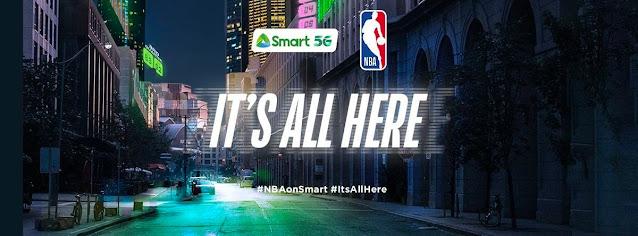 Smart NBA Gizmo Manila