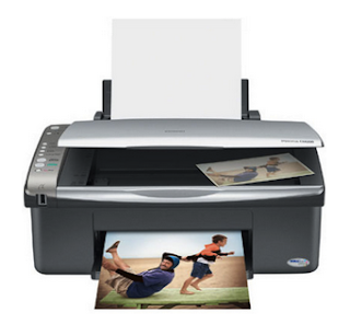Epson Stylus CX4200 printer