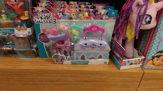 Twilight Sparkle Canterlot Spa Folding Playset